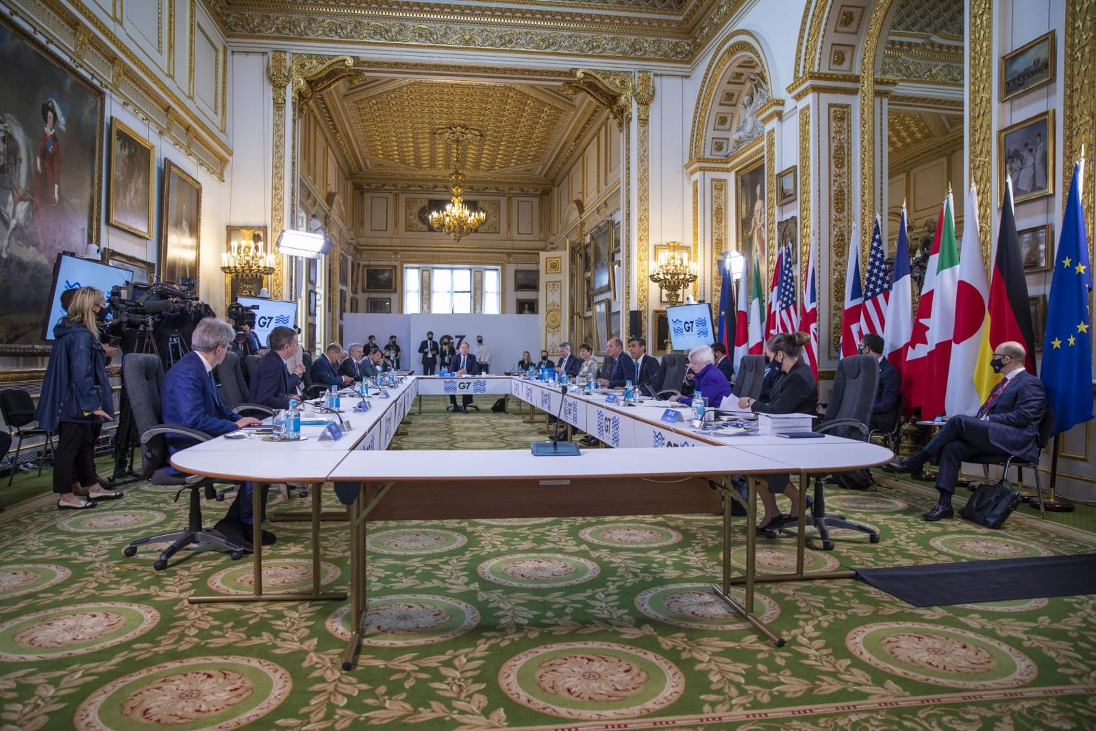 Al G7 accordo storico su tassa minima globale, ma la strada è piena di interrogativi